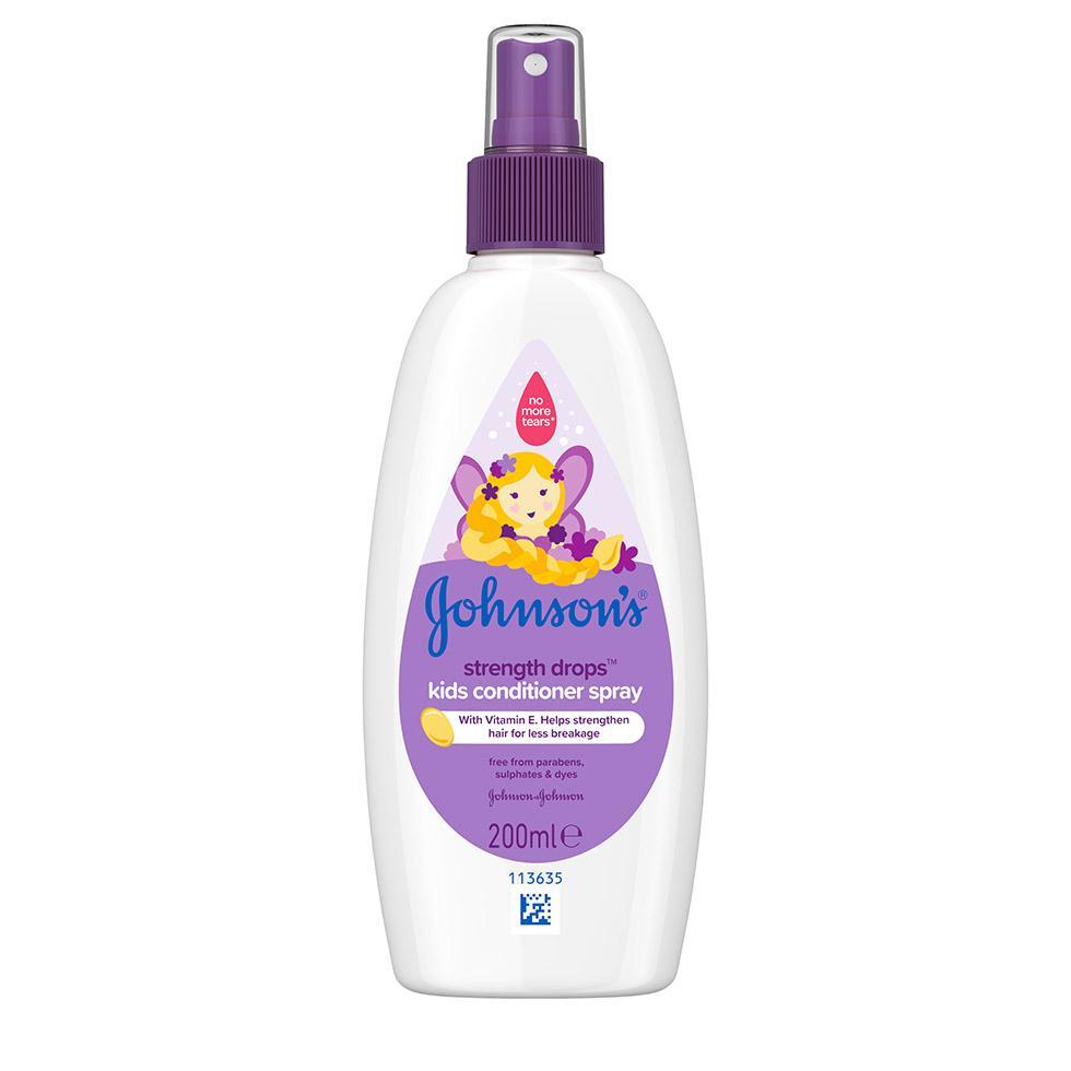 Johnson's® balsam-spray păr rezistent