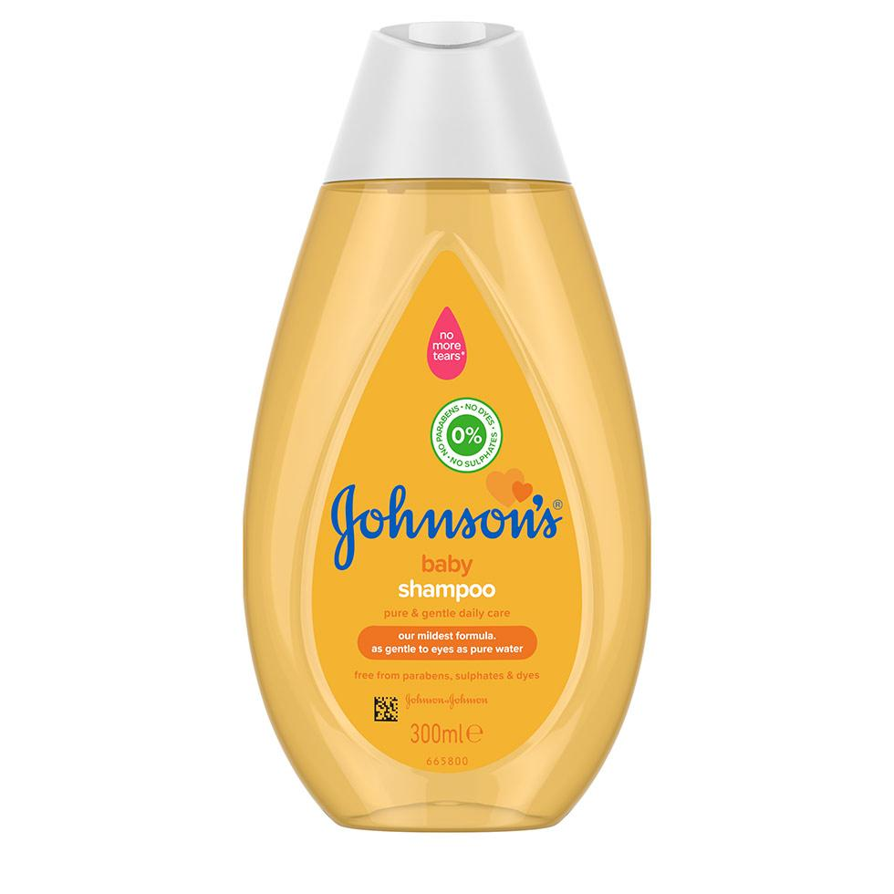 Johnson's® șampon pentru bebeluși