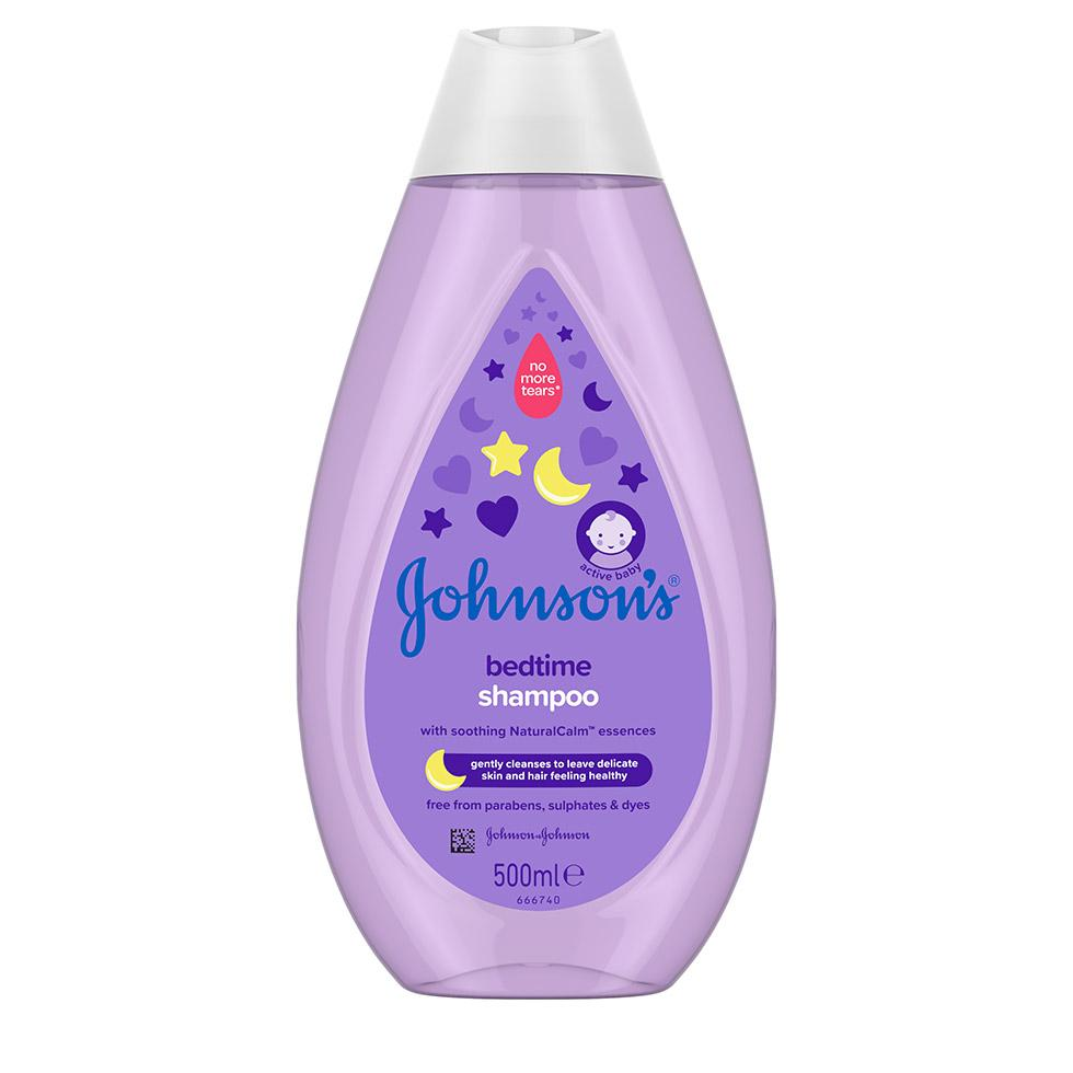 Johnson's® șampon bedtime