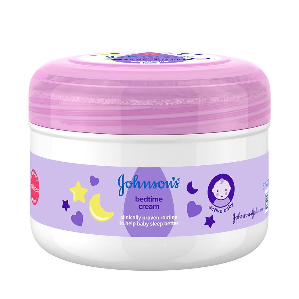 Johnson's Bedtime крем