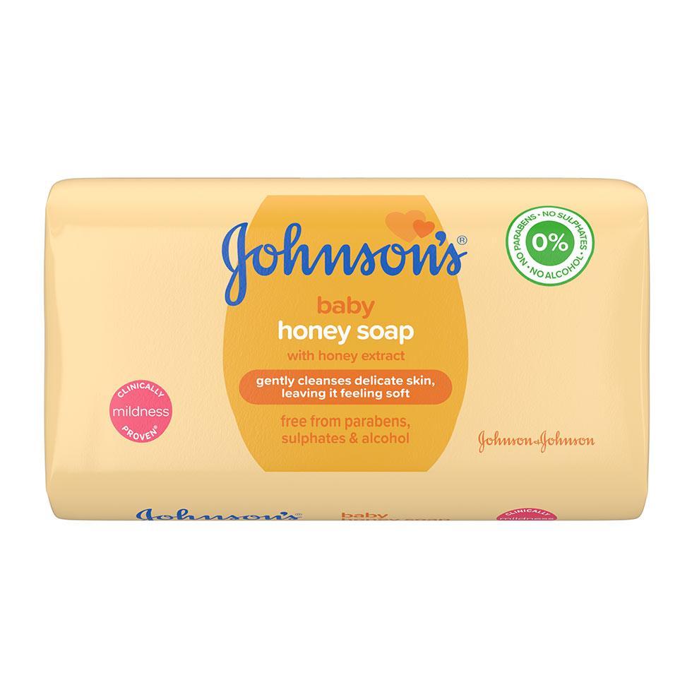 JOHNSON'S® Baby sapun sa medom