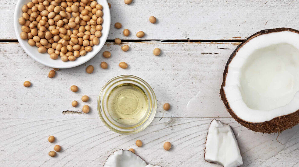coconut oil ingredient